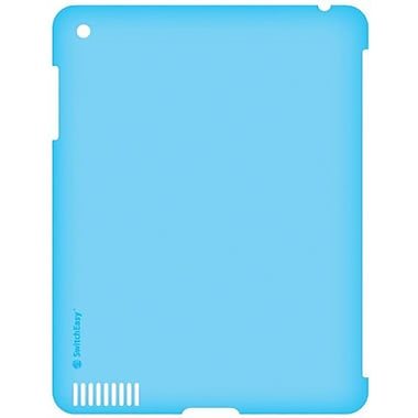 SwitchEasy™ SW-CBP3 CoverBuddy Hard Case For Apple iPad 2, iPad 3rd Generation, Blue