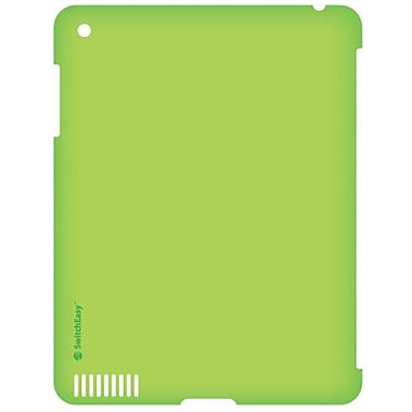 SwitchEasy™ SW-CBP3 CoverBuddy Hard Case For Apple iPad 2, iPad 3rd Generation, Green