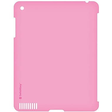 SwitchEasy™ SW-CBP3 CoverBuddy Hard Case For Apple iPad 2, iPad 3rd Generation, Pink