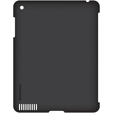 SwitchEasy™ SW-CBP3 CoverBuddy Hard Case For Apple iPad 2, iPad 3rd Generation, Black