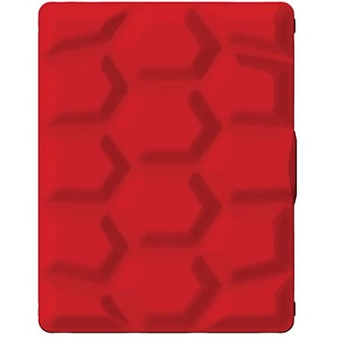 SwitchEasy™ CARA™ SW-CARP3 CARA Hybrid Case For Apple iPad 2, iPad 3rd Generation, Red