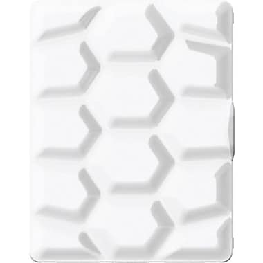 SwitchEasy™ CARA™ SW-CARP3 CARA Hybrid Case For Apple iPad 2, iPad 3rd Generation, White