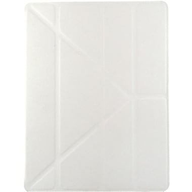 Ozaki® IC501 iCoat Slim-Y Hard Case/Cover For Apple iPad 2, iPad 3 and iPad 4th Generation, White