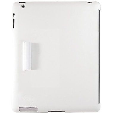 Ozaki® IC506 iCoat Wardrobe Hard Case For Apple iPad 3rd Generation, White