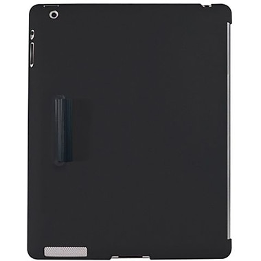 Ozaki® IC506 iCoat Wardrobe Hard Case For Apple iPad 3rd Generation, Black