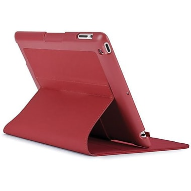 Spare Products  FitFolio Hybrid Folio For Apple iPad 2, iPad 3 and iPad 4th Generation, Pomodoro