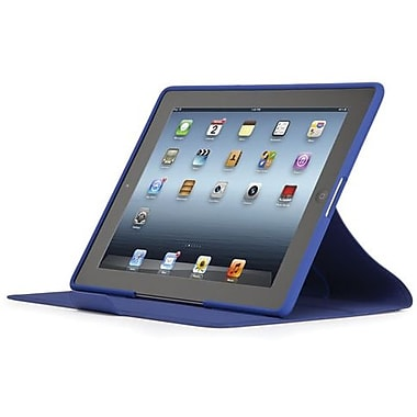Spare Products SPK-A1200 Hybrid MagFolio For iPad 3, iPad 4th Generation, Sapphire