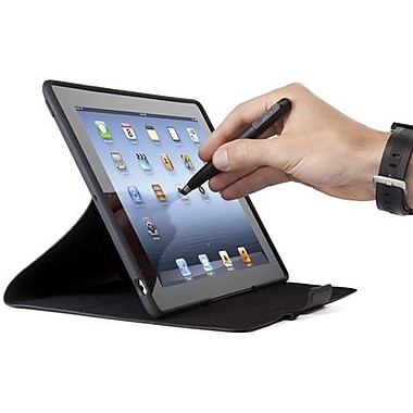 Spare Products SPK-A1205 Hybrid MagFolio For iPad 3, iPad 4th Generation, Black