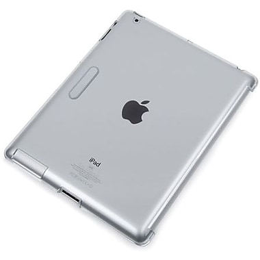 Spare Products SPK-A1203 SmartShell Case For iPad 3, iPad 4th Generation, Clear