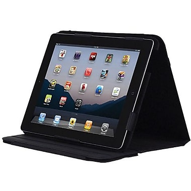 Incipio® IPAD-253 Executive Kickstand Folio For Apple iPad 2, iPad 3rd Generation, Black