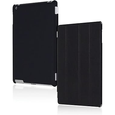 Incipio® IPAD-255 Smart Feather Ultralight Hard Shell Case For Apple iPad 3rd Generation, Black