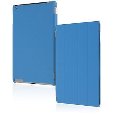 Incipio® IPAD-257 Smart Feather Ultralight Hard Shell Case For Apple iPad 3rd Generation, Light Blue