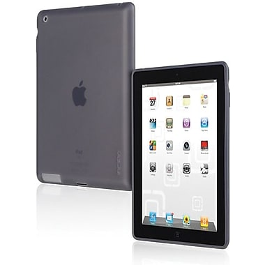 Incipio® IPAD-269 NGP Semi-Rigid Soft Shell Case For Apple iPad 3rd Generation, Translucent Mercury