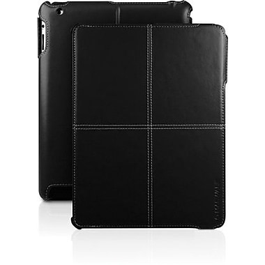 MarWare® AHHB11 C.E.O. Hybrid Folio Case For Apple iPad 2, iPad 3rd Generation, Black