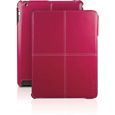 MarWare® AHHB14 C.E.O. Hybrid Folio Case For Apple iPad 2, iPad 3rd Generation, Pink