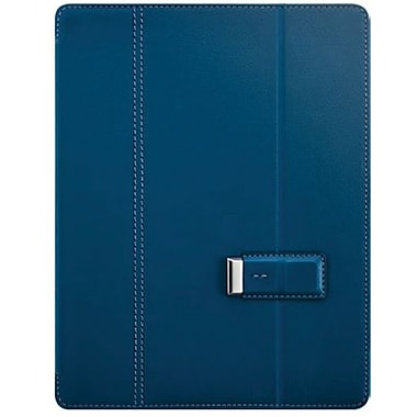 SwitchEasy™ SW-PELP3 Pelle Hybrid Folio Case For Apple iPad 2, iPad 3rd Generation, Blue