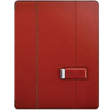 SwitchEasy™ SW-PELP3 Pelle Hybrid Folio Case For Apple iPad 2, iPad 3rd Generation, Red