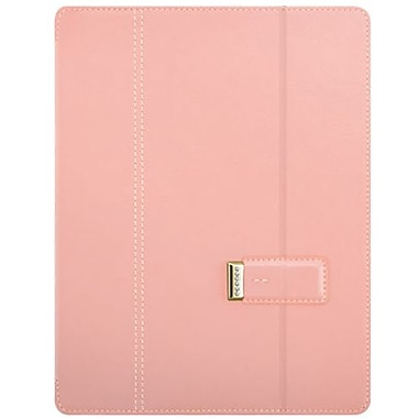 SwitchEasy™ SW-PELP3 Pelle Hybrid Folio Case For Apple iPad 2, iPad 3rd Generation, Pink