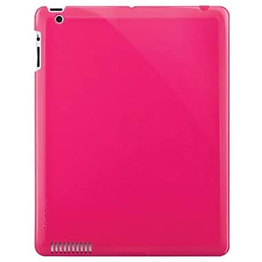 SwitchEasy™ SW-NUIP3 Nude Slim Case For Apple iPad 2, iPad 3rd Generation, Fuchsia