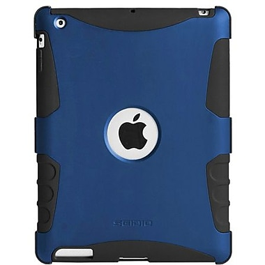 Seidio® Active® CSK5IPD2 Hybrid Case For Apple iPad 2, 3 and iPad 4th Generation, Royal Blue