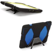 Griffin GB35380 Survivor Hybrid Case For Apple iPad 2, iPad 3 and iPad 4th Generation, Black/Blue