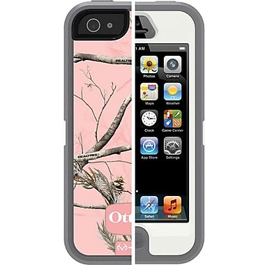 OtterBox™ 77-22522 Defender Realtree Series Case For iPhone 5, AP Pink