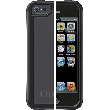 OtterBox™ 77-22683 Reflex Series Case For Apple iPhone 5, Coal (Slate Grey/Black)