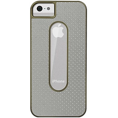 X-Doria 410045 Dash Hard Case For iPhone 5, Ash/Clay