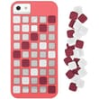 X-Doria 409551 Cubit Hybrid Case For iPhone 5, Pink