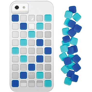 X-Doria 409568 Cubit Hybrid Case For iPhone 5, White