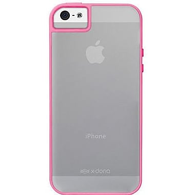 X-Doria 409971 Scene Hybrid Case For iPhone 5, Pink