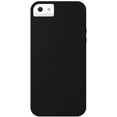 X-Doria 409582 Soft Silicone Case For iPhone 5, Black