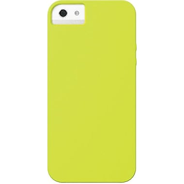 X-Doria 409605 Soft Silicone Case For iPhone 5, Limon