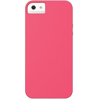 X-Doria 409612 Soft Silicone Case For iPhone 5, Pink