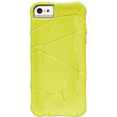 X-Doria 410120 Stir TPU Jelly Case For iPhone 5, Limon