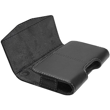 MarWare® ADCU11 C.E.O. Prestige Plus Leather Holster For iPhone 5, Black