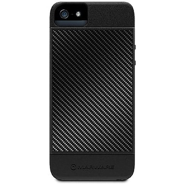 MarWare® ADRE1029 rEVOLUTION Hard Case For iPhone 5, Carbon Fiber