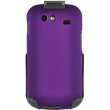 Seidio® Surface™ BD2-HR2SSN2-PR Hard Case and Holster For Google Nexus S/Google Nexus S 4G, Amethyst