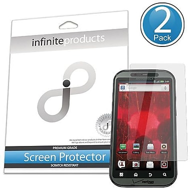 Infinite Products MDB-SP VectorGuard Screen Protective Film For Motorola Droid Bionic, Clear