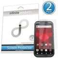 Infinite Products MDB-SP Quasar Screen Protector For Motorola Droid Bionic, Diamond