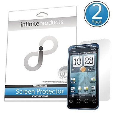 Infinite Products EVSH Screen Protector For HTC EVO Shift, Diamond