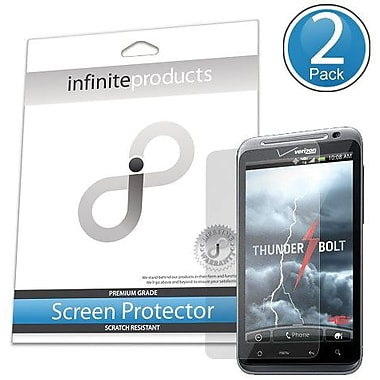 Infinite Products THBT Screen Protector For HTC ThunderBolt, Diamond