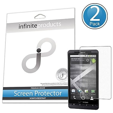Infinite Products MDX2-SP VectorGuard Screen Protective Film For Motorola Droid X 2, Clear