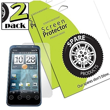 Spare Products SP00116 Screen Protector For HTC EVO Shift, Clear