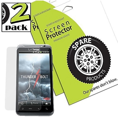 Spare Products SP00126 Screen Protector For HTC ThunderBolt, Clear