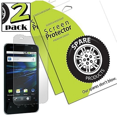 Spare Products SP00329 Screen Protector For LG Optimus 2X/G2x, Clear