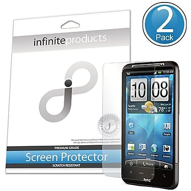 Infinite Products INSPI-SP-2C Screen Protector For HTC Inspire 4G, Clear
