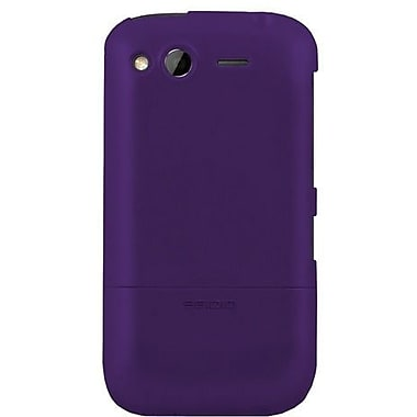 Seidio® Surface™ CSR3HTDES-PR Hard Case For HTC Desire S, Amethyst