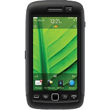 OtterBox™ 77-19374 Commuter Series Hybrid Case For BlackBerry 9850/9860 Torch, Black
