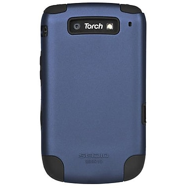 Seidio® Active® CSR6BB9810 Hybrid Case For BlackBerry 9800/9810, Sapphire Blue